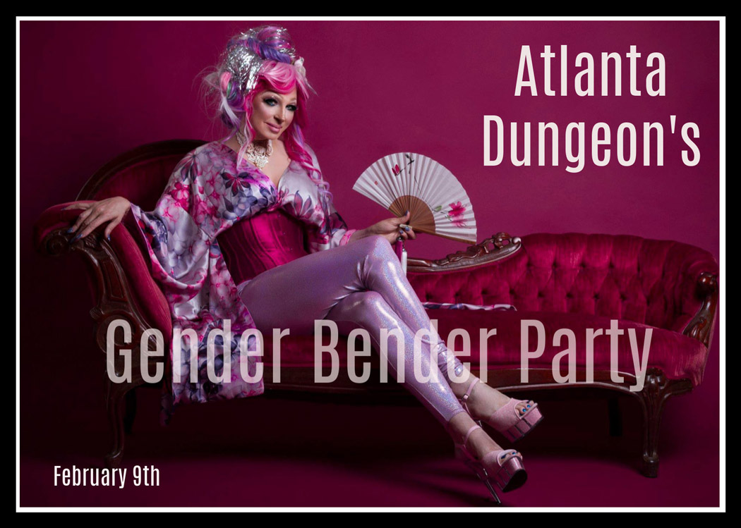AD - Gender Bender Party